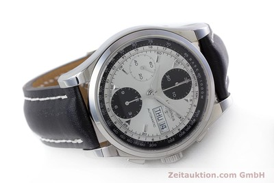 LONGINES HERITAGE 1954 DAY-DATE CHRONOGRAPH AUTOMATIK REF. L2.747.4 NP: 1620,- Euro [160241]