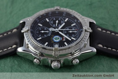 BREITLING CHRONOMAT CHRONOGRAPH ROYAL AIR FORCE HONG KONG LIMITIERT VP: 6690,- Euro [160247]