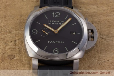 PANERAI LUMINOR MARINA 1950 3 DAYS PAM00351 AUTOMATIK TITAN HERRENUHR VP: 7500,- [160248]