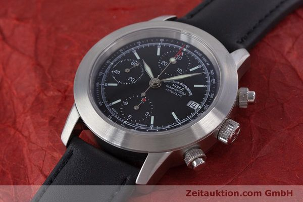 Used luxury watch Mühle Sport Chronograph chronograph steel automatic Kal. ETA 7750 Ref. M1-23-00  | 160255 01