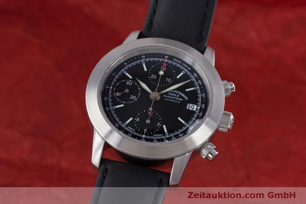 Used luxury watch Mühle Sport Chronograph chronograph steel automatic Kal. ETA 7750 Ref. M1-23-00  | 160255 04