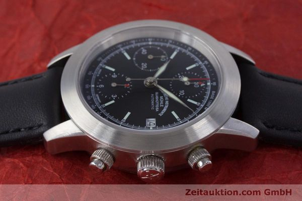 Used luxury watch Mühle Sport Chronograph chronograph steel automatic Kal. ETA 7750 Ref. M1-23-00  | 160255 05
