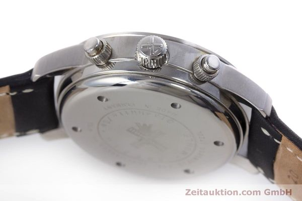 Used luxury watch Mühle Sport Chronograph chronograph steel automatic Kal. ETA 7750 Ref. M1-23-00  | 160255 11