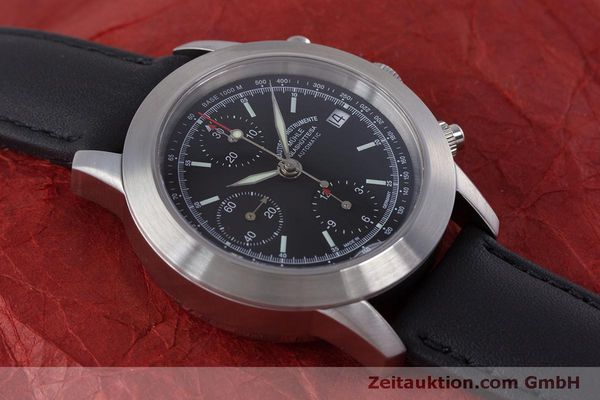 Used luxury watch Mühle Sport Chronograph chronograph steel automatic Kal. ETA 7750 Ref. M1-23-00  | 160255 13