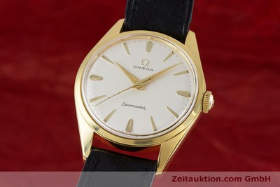 OMEGA SEAMASTER GOLD-PLATED MANUAL WINDING KAL. 285 [160269]