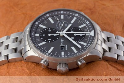 SINN DIAPAL CHRONOGRAPH STEEL AUTOMATIC KAL. SW500 SELLITA LP: 3655EUR [160270]
