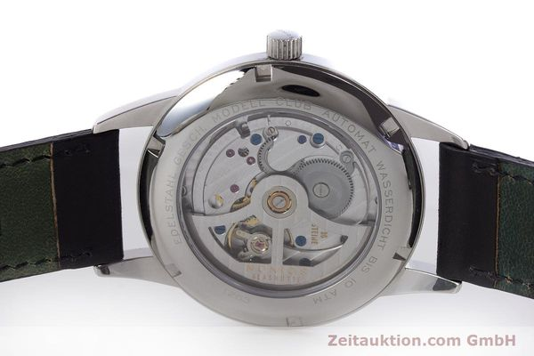 Used luxury watch Nomos Club steel automatic Kal. Zeta  | 160277 09