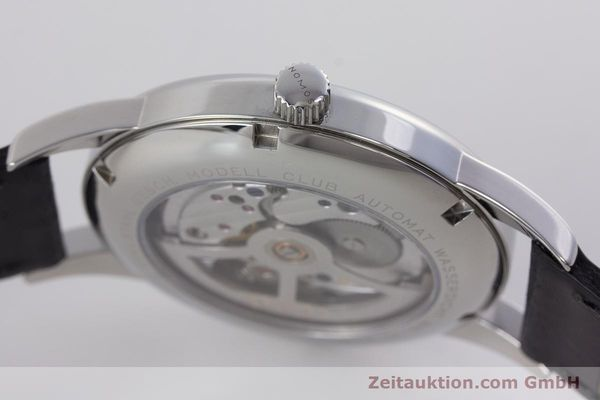 Used luxury watch Nomos Club steel automatic Kal. Zeta  | 160277 11