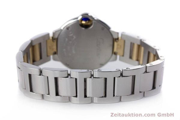Used luxury watch Cartier Ballon Bleu de Cartier steel / gold quartz Kal. 057 Ref. 3009  | 160280 10