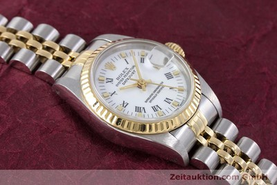 ROLEX LADY DATEJUST STEEL / GOLD AUTOMATIC KAL. 2135 LP: 6950EUR [160285]