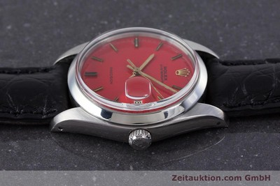 ROLEX PRECISION STEEL MANUAL WINDING KAL. 1225 LP: 4300EUR VINTAGE [160291]