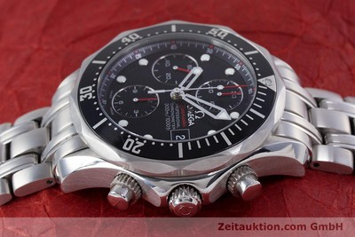 OMEGA SEAMASTER CHRONOGRAPH STEEL AUTOMATIC KAL. 1164 LP: 4800EUR [160296]