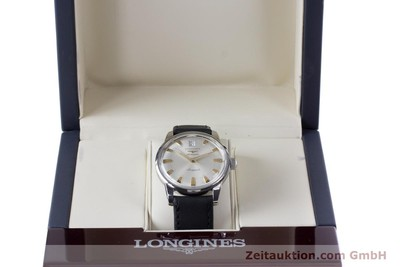 LONGINES CONQUEST STEEL AUTOMATIC KAL. L 633.5 ETA 2824-2 LP: 890EUR [160308]