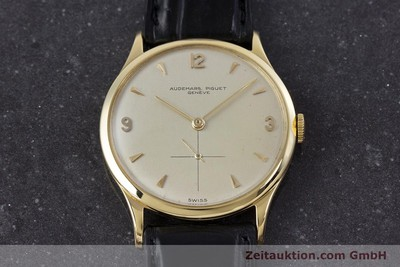 AUDEMARS PIGUET 18 CT GOLD MANUAL WINDING VINTAGE [160311]