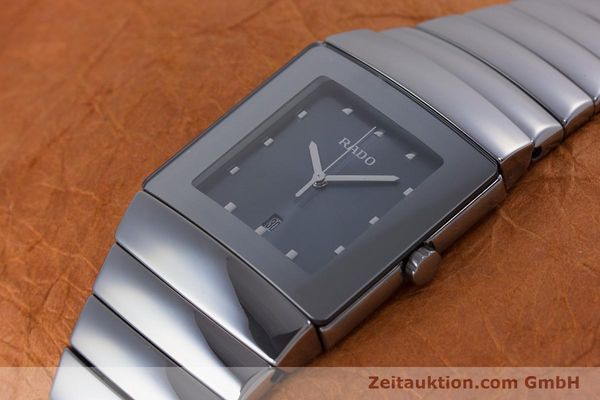 Used luxury watch Rado Diastar Ceramica ceramic quartz Kal. ETA 256.111 Ref. 152.0342.3  | 160334 01