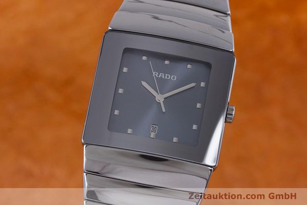 Used luxury watch Rado Diastar Ceramica ceramic quartz Kal. ETA 256.111 Ref. 152.0342.3  | 160334 04