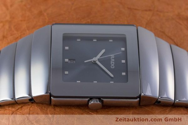 Used luxury watch Rado Diastar Ceramica ceramic quartz Kal. ETA 256.111 Ref. 152.0342.3  | 160334 05