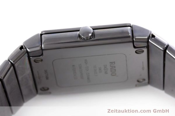 Used luxury watch Rado Diastar Ceramica ceramic quartz Kal. ETA 256.111 Ref. 152.0342.3  | 160334 10
