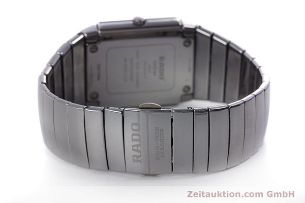 Used luxury watch Rado Diastar Ceramica ceramic quartz Kal. ETA 256.111 Ref. 152.0342.3  | 160334 11