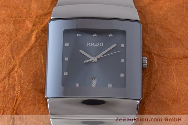 Used luxury watch Rado Diastar Ceramica ceramic quartz Kal. ETA 256.111 Ref. 152.0342.3  | 160334 16
