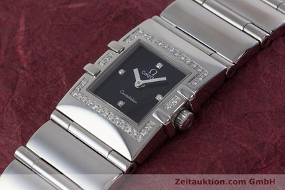 OMEGA CONSTELLATION ACIER QUARTZ KAL. 1376 LP: 3900EUR [160339]