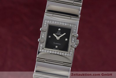 OMEGA CONSTELLATION STEEL QUARTZ KAL. 1376 LP: 3900EUR [160339]
