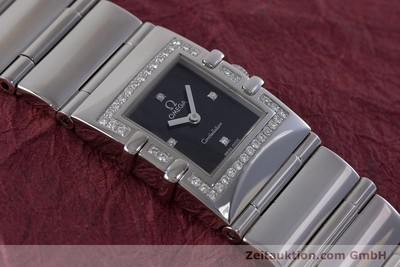 OMEGA CONSTELLATION ACERO CUARZO KAL. 1376 LP: 3900EUR [160339]