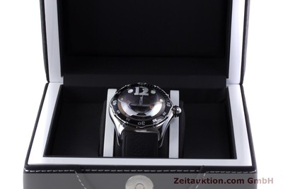 CORUM BUBBLE DIVE BOMBER AUTOMATIK HERRENUHR 82.180.20 EDELSTAHL VP: 3300,- Euro [160342]