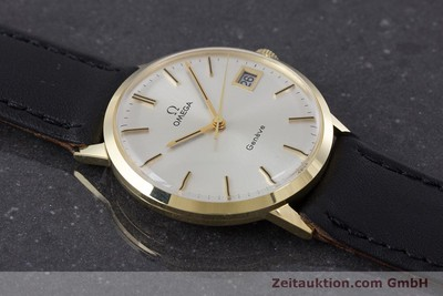 OMEGA ORO DE 18 QUILATES CUERDA MANUAL KAL. 1030 [160347]