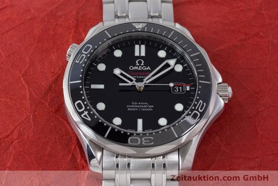 OMEGA SEAMASTER 300M PROFESSIONAL CO-AXIAL CHRONOMETER EDELSTAHL NP: 3500,- EURO [160355]