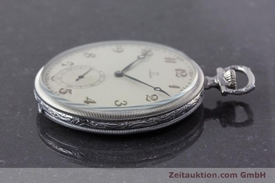 OMEGA POCKET WATCH STEEL MANUAL WINDING KAL. 37.6L.15P [160359]