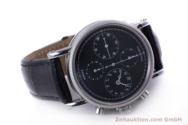 Used luxury watch Chronoswiss Kairos steel automatic Kal. 753 Ref. CH7523  | 160389 03