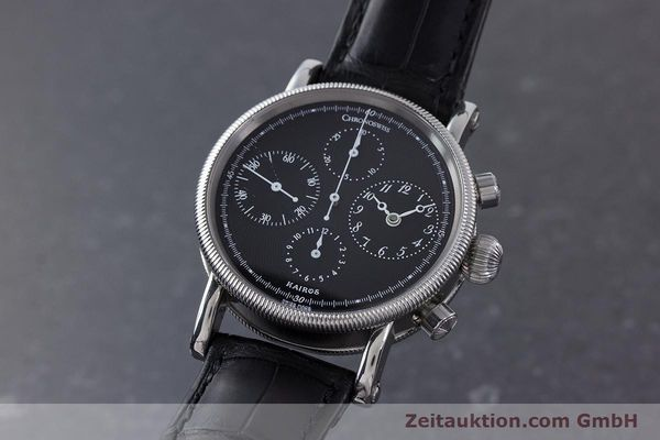 CHRONOSWISS KAIROS ACIER AUTOMATIQUE KAL. 753 LP: 6100EUR  [160389]