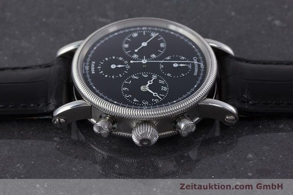 Used luxury watch Chronoswiss Kairos steel automatic Kal. 753 Ref. CH7523  | 160389 05