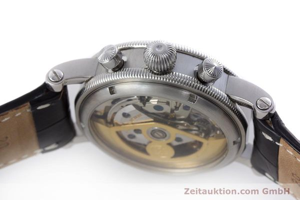 Used luxury watch Chronoswiss Kairos steel automatic Kal. 753 Ref. CH7523  | 160389 08