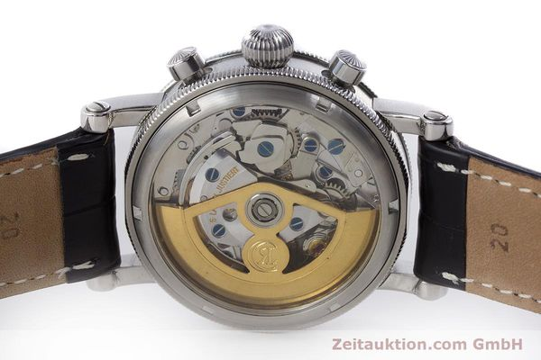Used luxury watch Chronoswiss Kairos steel automatic Kal. 753 Ref. CH7523  | 160389 09