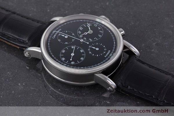 Used luxury watch Chronoswiss Kairos steel automatic Kal. 753 Ref. CH7523  | 160389 14