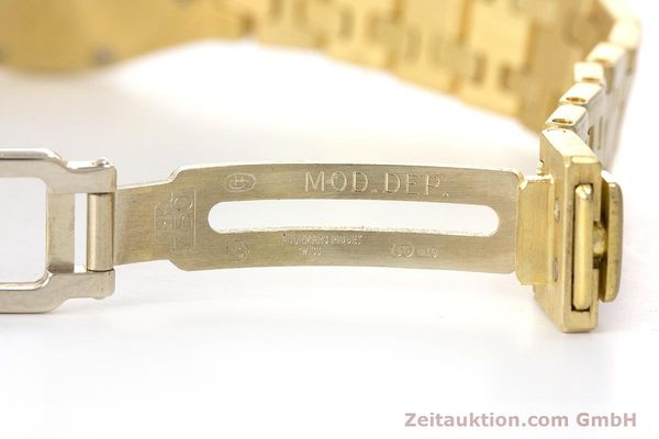 gebrauchte Luxusuhr Audemars Piguet Royal Oak 18k Gold Quarz Kal. 2610 Ref. D19854  | 160410 12