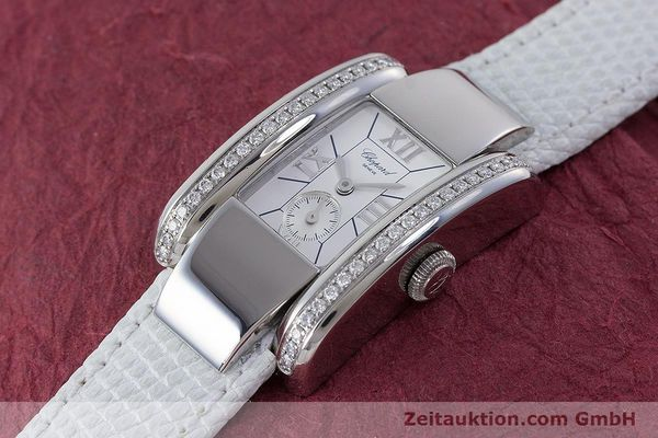 Used luxury watch Chopard La Strada steel quartz Kal. ETA 980.153 Ref. 8357  | 160419 01