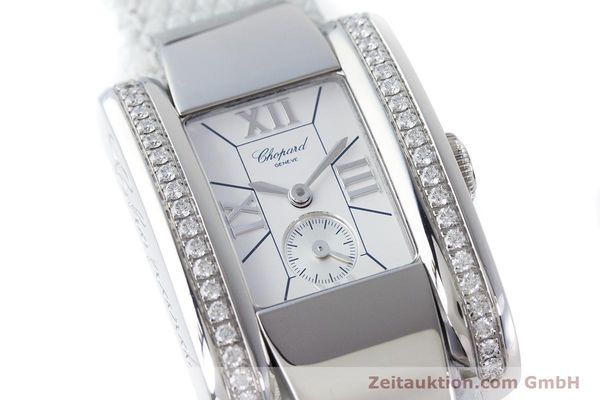 Used luxury watch Chopard La Strada steel quartz Kal. ETA 980.153 Ref. 8357  | 160419 02