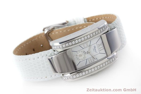 Used luxury watch Chopard La Strada steel quartz Kal. ETA 980.153 Ref. 8357  | 160419 03