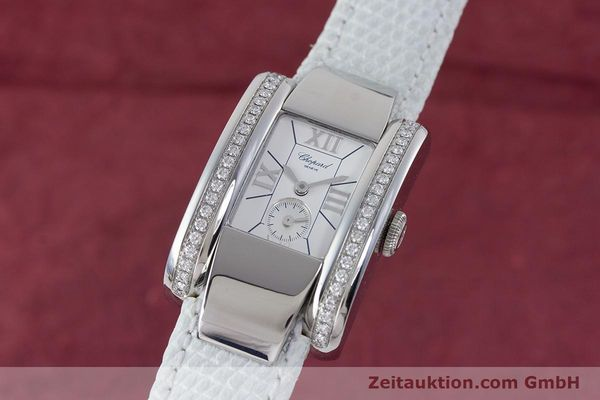 Used luxury watch Chopard La Strada steel quartz Kal. ETA 980.153 Ref. 8357  | 160419 04