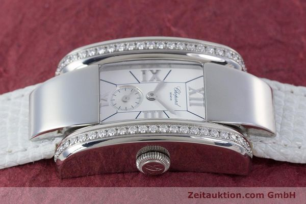 Used luxury watch Chopard La Strada steel quartz Kal. ETA 980.153 Ref. 8357  | 160419 05