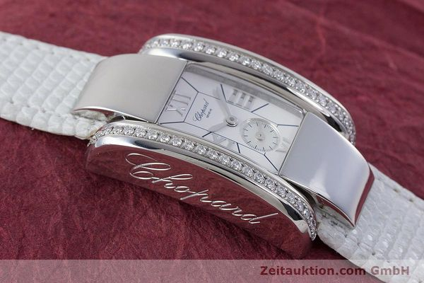 Used luxury watch Chopard La Strada steel quartz Kal. ETA 980.153 Ref. 8357  | 160419 12