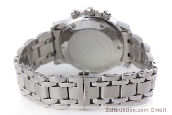 Used luxury watch Zenith El Primero chronograph steel automatic Kal. 400 Ref. 02-0370-400  | 160421 11