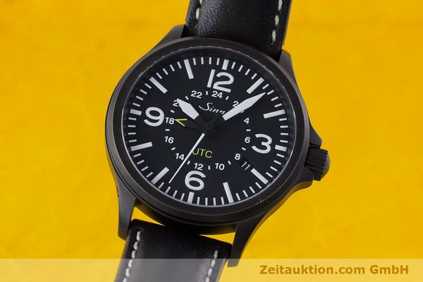 SINN 856 UTC STEEL AUTOMATIC KAL. ETA 2893-2 LP: 1670EUR [160427]