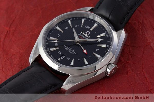 Used luxury watch Omega Seamaster steel automatic Kal. 8605 Ref. 231.13.43.22.01.001  | 160436 01