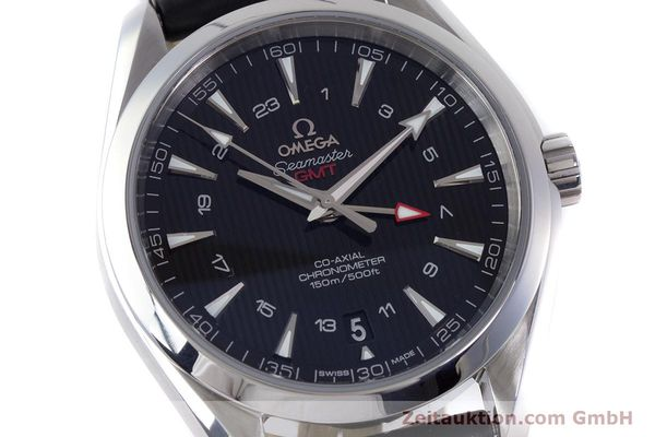 Used luxury watch Omega Seamaster steel automatic Kal. 8605 Ref. 231.13.43.22.01.001  | 160436 02