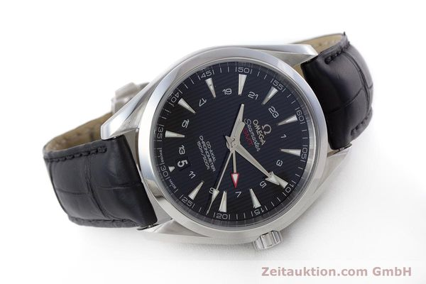 Used luxury watch Omega Seamaster steel automatic Kal. 8605 Ref. 231.13.43.22.01.001  | 160436 03