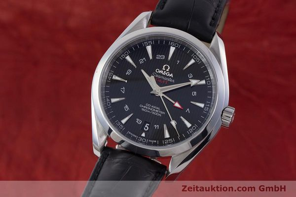 Used luxury watch Omega Seamaster steel automatic Kal. 8605 Ref. 231.13.43.22.01.001  | 160436 04